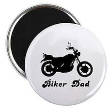 Biker Dad Magnet