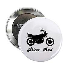 Biker Dad Button