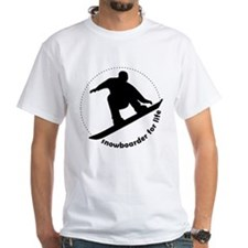 Snowboarder for life Shirt