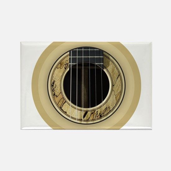 Guitar Round Magnets