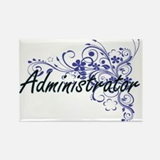 Administrator Artistic Job Design with Flo Magnets