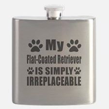 Flat-Coated Retriever is simply irreplaceabl Flask