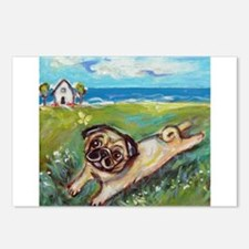 Cool Whimsical Postcards (Package of 8)