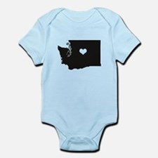 Washington Infant Bodysuit