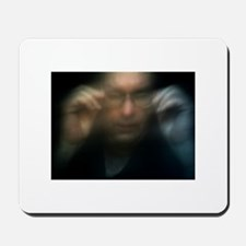 Bob Wilson's self portrait Mousepad