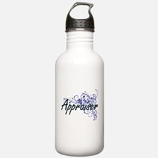 Appraiser Artistic Job Water Bottle