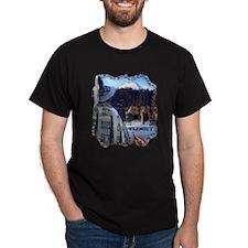 Tlingit Canoes T-Shirt