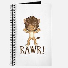 Rawr! Lil Lion Journal