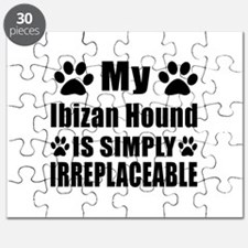 Ibizan Hound is simply irreplaceable Puzzle