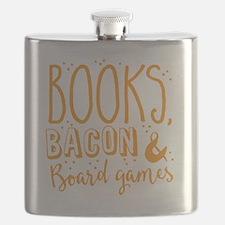 Unique Novels Flask