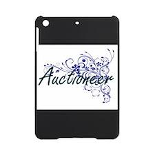 Auctioneer Artistic Job Design with iPad Mini Case