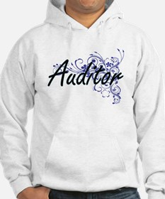 Auditor Artistic Job Design with Hoodie