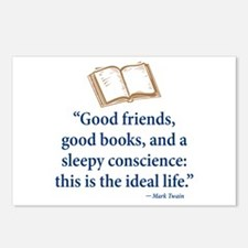Good friends Postcards (Package of 8)