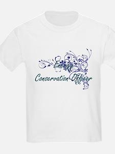 Energy Conservation Officer Artistic Job D T-Shirt