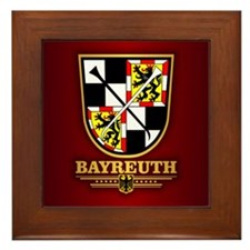 Bayreuth Framed Tile