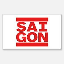 SAIGON Decal