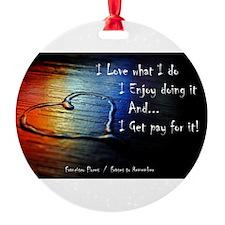 Cute In rememberance Ornament