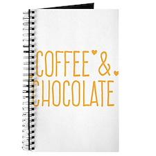 Coffee and chocolate Journal