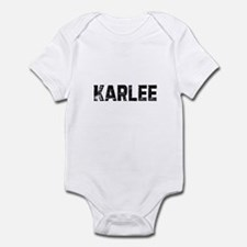 Karlee Infant Bodysuit