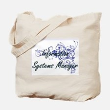 Information Systems Manager Artistic Job Tote Bag
