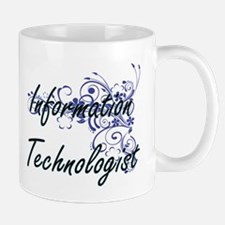 Information Technologist Artistic Job Design Mugs
