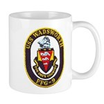USS WADSWORTH Mug