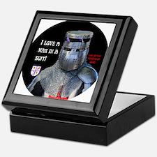 Funny Jeffery Keepsake Box