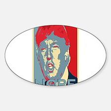 Donald Trump Poster Decal
