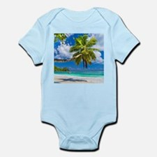 Tropical Beach Body Suit