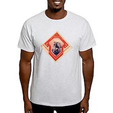 Soviet Soccer Stamp T-Shirt