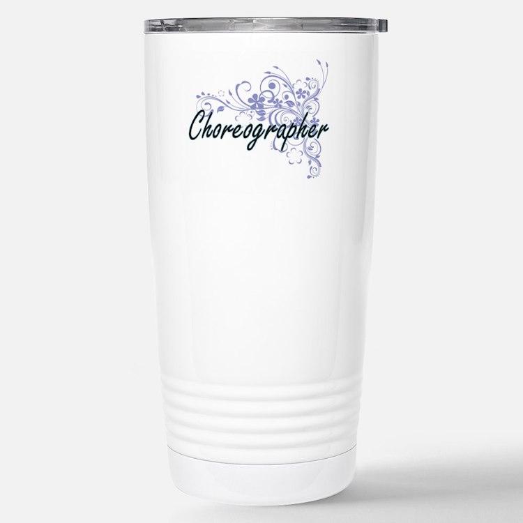 Choreographer Artistic Travel Mug