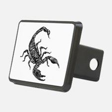 Black Scorpion Hitch Cover