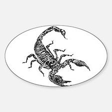 Black Scorpion Decal