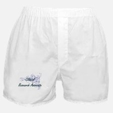 Clinical Research Associate Artistic Boxer Shorts