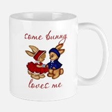 Some Bunny Loves Me Couple Mugs