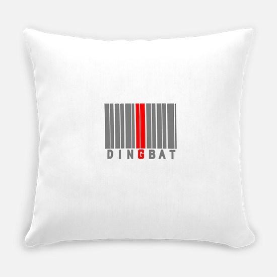 DINGBAT - BARCODE:- Everyday Pillow