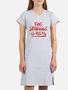 Cute Real Women's Nightshirt