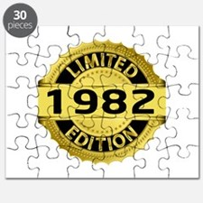 Limited Edition 1982 Puzzle