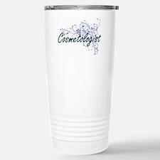 Cosmetologist Artistic Stainless Steel Travel Mug