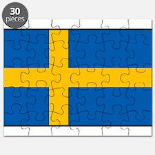 Sweden - Swedish Flag Puzzle