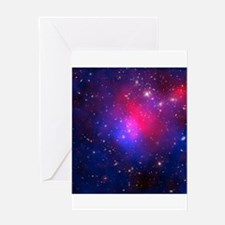 Pandoras Cluster Galaxy Space Greeting Cards