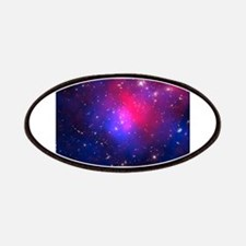 Pandoras Cluster Galaxy Space Patch