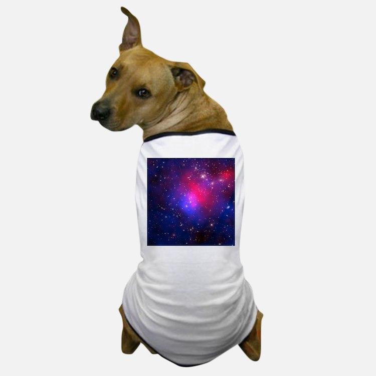 Pandoras Cluster Galaxy Space Dog T-Shirt