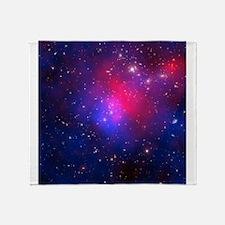 Pandoras Cluster Galaxy Space Throw Blanket
