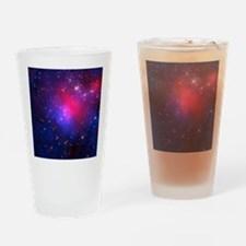 Pandoras Cluster Galaxy Space Drinking Glass