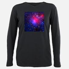 Pandoras Cluster Galaxy Space Plus Size Long Sleev