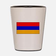 Armenia - Armenian National Flag Shot Glass