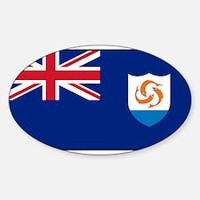 Anguilla - Anguillian Flag Decal
