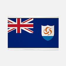 Anguilla - Anguillian Flag Magnets