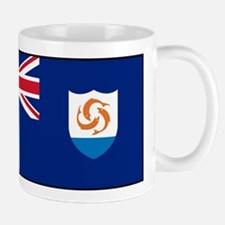 Anguilla - Anguillian Flag Mugs